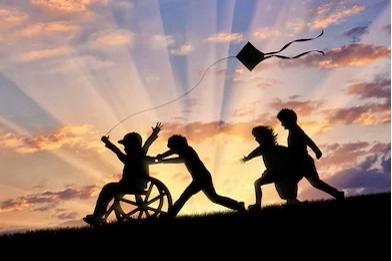 инвалид с детства
