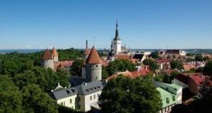 Пенсия за работу в Эстонии